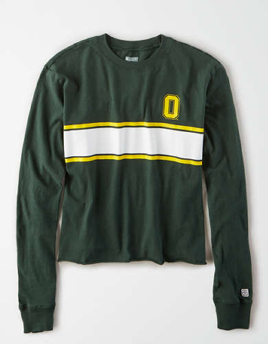 Tailgate Women's Oregon Ducks Long Sleeve T-Shirt