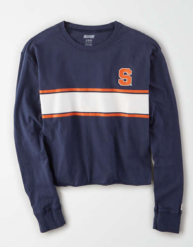 Tailgate Women's Syracuse Orange Long Sleeve T-Shirt
