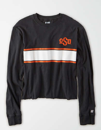 Tailgate Women's Oklahoma State Cowboys Long Sleeve T-Shirt
