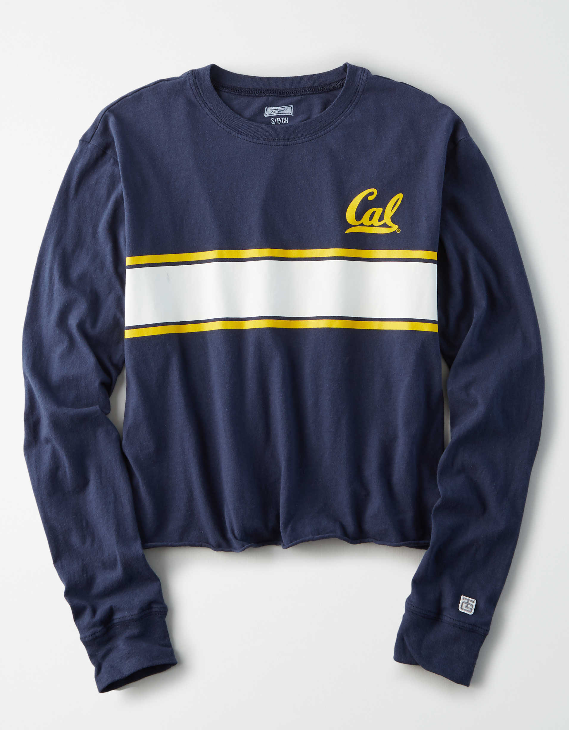 Tailgate Women's Cal Berkeley Long Sleeve T-Shirt