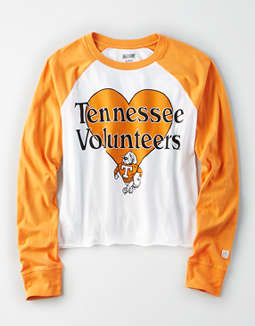 Tailgate Women's Tennessee Volunteers Baseball Shirt
