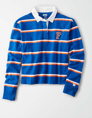 Tailgate Women's Florida Gators Rugby Shirt