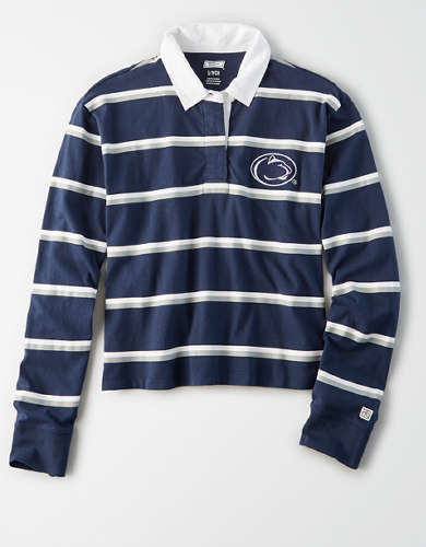 Tailgate Women's Penn State Rugby Shirt
