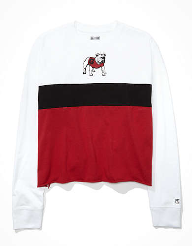 Tailgate Women's Georgia Bulldogs Long-Sleeve T-Shirt