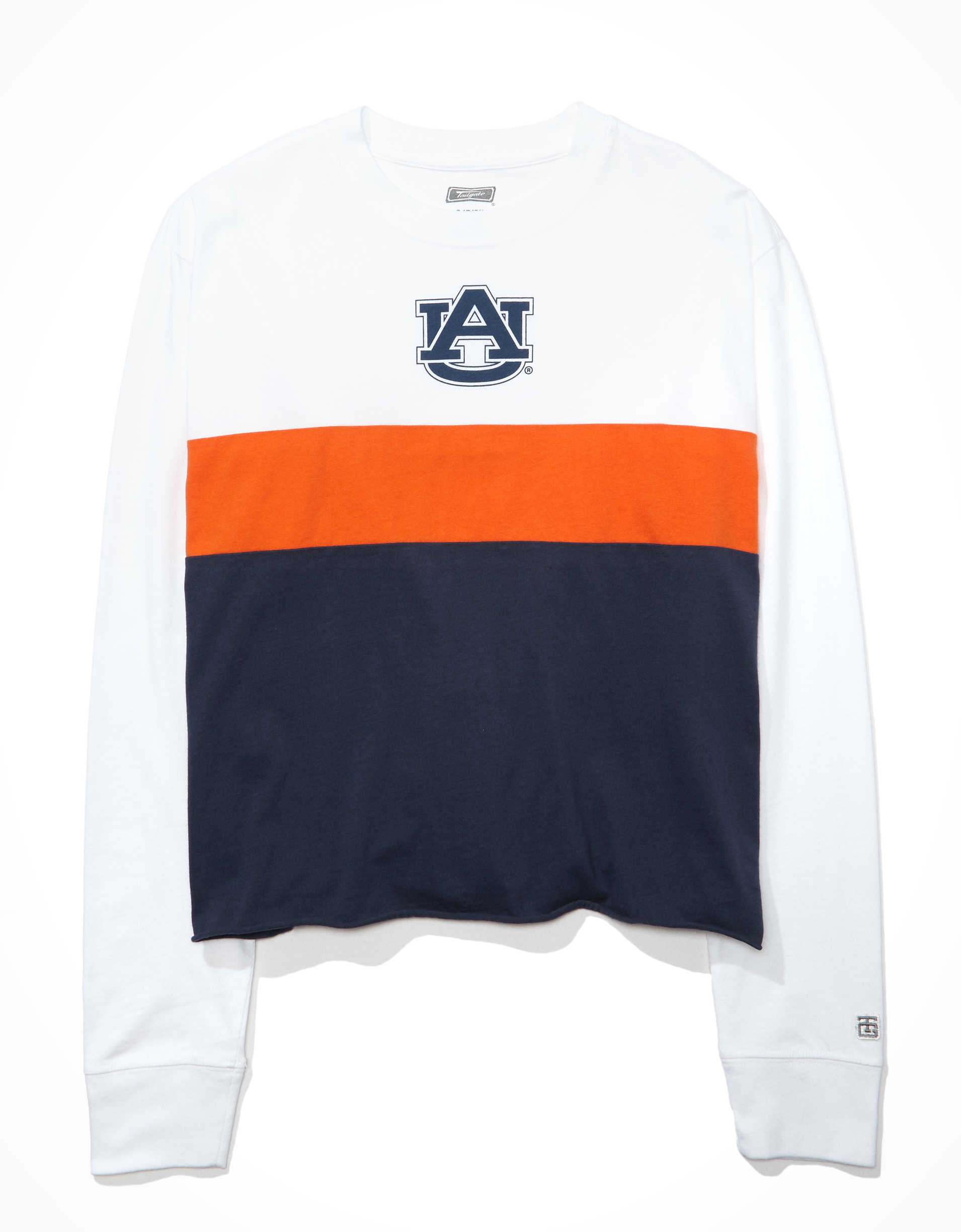 Tailgate Women's Auburn Tigers Long-Sleeve T-Shirt