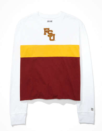 Tailgate Women's FSU Seminoles Long-Sleeve T-Shirt