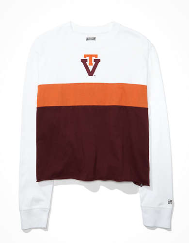 Tailgate Women's Virginia Tech Hokies Long-Sleeve T-Shirt