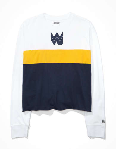 Tailgate Women's WVU Mountaineers Long-Sleeve T-Shirt
