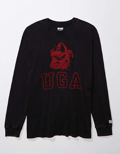 Tailgate Women's UGA Bulldogs Long-Sleeve T-Shirt