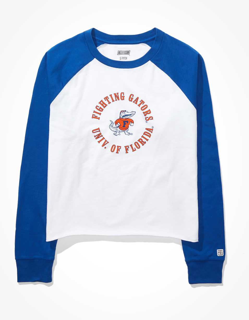 Tailgate Women's Florida Gators Raglan T-Shirt
