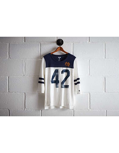 Tailgate Notre Dame 3/4 Sleeve Jersey -