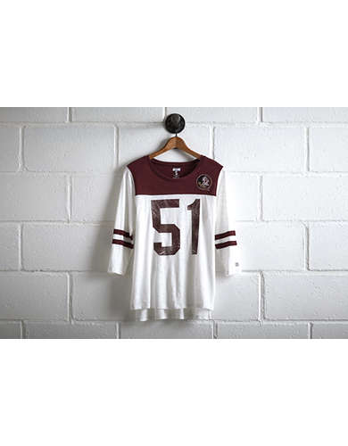 Tailgate Florida State 3/4 Sleeve Jersey -