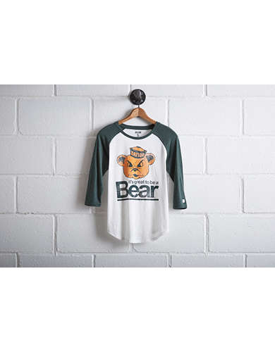Tailgate Women's Baylor Bears Baseball Shirt - Free Returns
