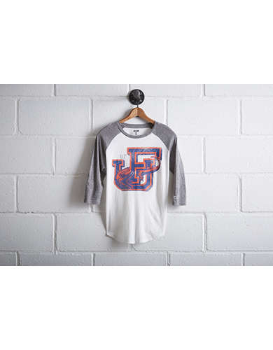 Tailgate Women's Florida Gators Baseball Shirt - Free returns