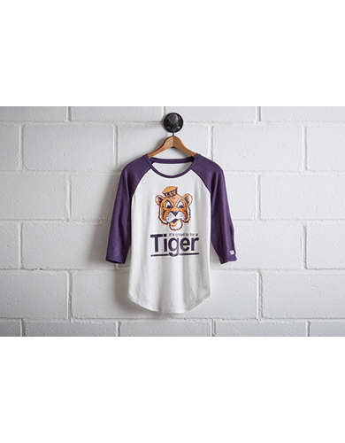 Tailgate Women's LSU Baseball Shirt - Free Returns