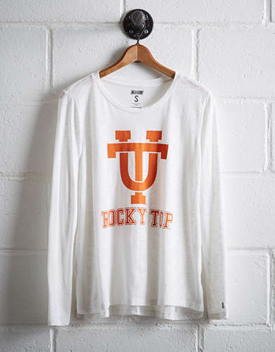 Tailgate Women's Tennessee Vols Long Sleeve T-Shirt - Free Returns