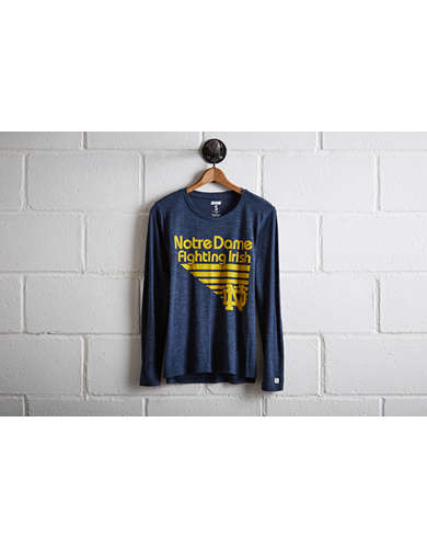 Tailgate Womenu0027s Notre Dame Long Sleeve T Shirt   Buy One Get One 50%