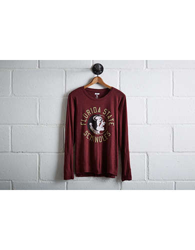 Tailgate Women's Florida State Long Sleeve T-Shirt -