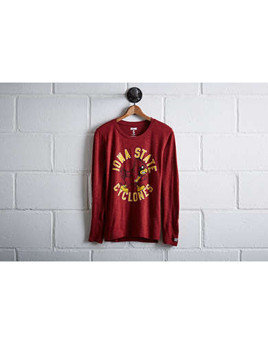 Tailgate Women's Iowa State Long Sleeve T-Shirt - Free Returns