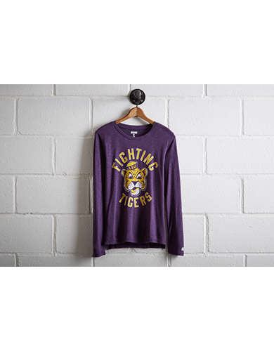 Tailgate Women's LSU Tigers Long Sleeve T-Shirt - Free shipping & returns with purchase of NBA item