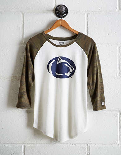 Tailgate Women's Penn State Baseball Shirt - Buy One Get One 50% Off