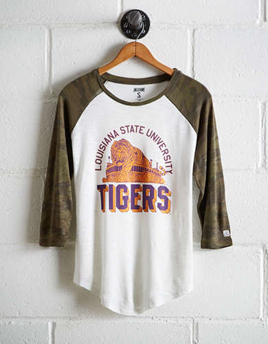 Tailgate Women's LSU Baseball Shirt - Free shipping & returns with purchase of NBA item