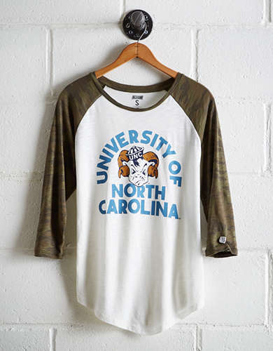 Tailgate Women's UNC Baseball Shirt - Free returns