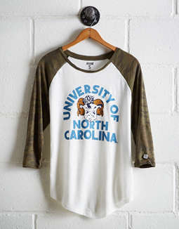 Tailgate Women's UNC Baseball Shirt