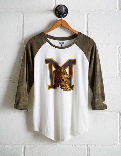 Tailgate Women's Missouri Baseball Shirt - Free returns