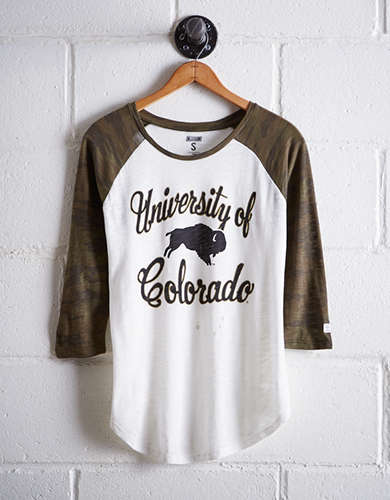 Tailgate Women's Colorado Baseball Shirt - Free Returns