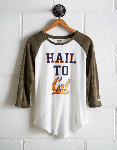 Tailgate Women's California Baseball Shirt - Buy One Get One 50% Off