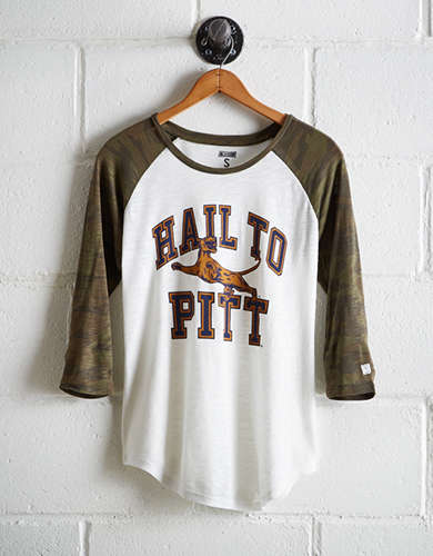 Tailgate Women's Pittsburgh Baseball Shirt - Free Returns