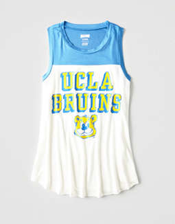 Tailgate Women's UCLA Bruins Color Block Tank