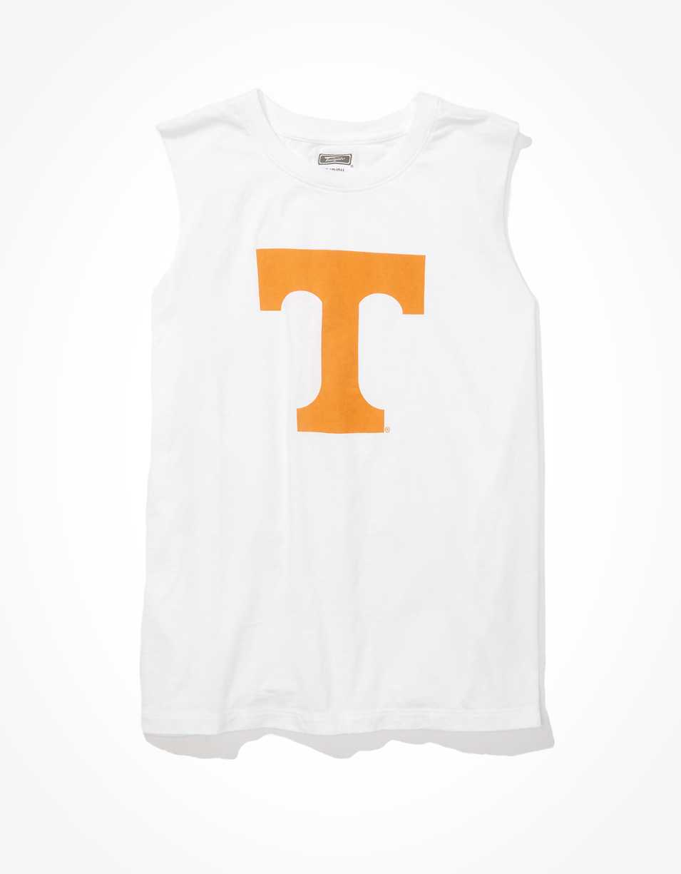 Tailgate Women's University of Tennessee Muscle Tank Top