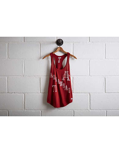 Tailgate Women's Arkansas Racerback Tank - Free Returns