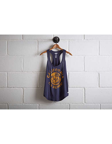 Tailgate Women's California Racerback Tank - Free Returns