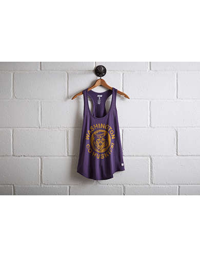 Tailgate Women's Washington Racerback Tank - Free Returns
