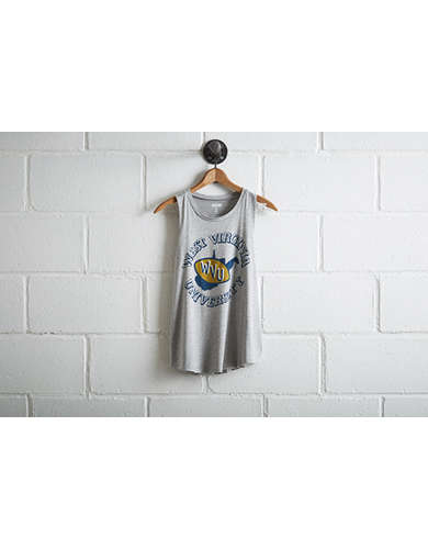 Tailgate Women's West Virginia Mountaineers Tank -
