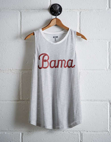 Tailgate Women's Alabama Stripe Tank - Buy One, Get One 50% Off