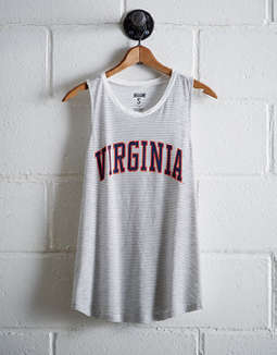 Tailgate Women's Uva Stripe Tank by American Eagle Outfitters