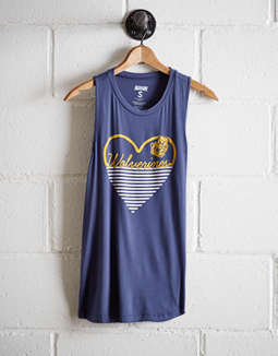 Tailgate Women's Michigan Wolverines Tank