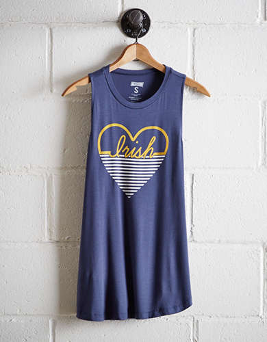 Tailgate Women's Notre Dame Tank - Free shipping & returns with purchase of NBA item