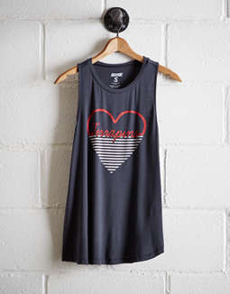 Tailgate Women's Maryland Heart Tank by American Eagle Outfitters