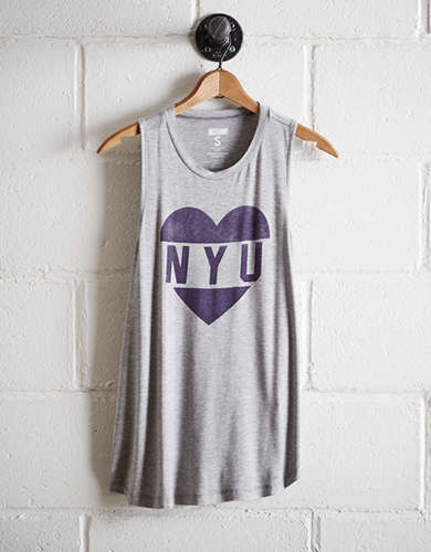 Tailgate Women's NYU Heart Tank - Free returns