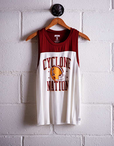 Tailgate Women's Iowa State Colorblock Tank - Buy One Get One 50% Off