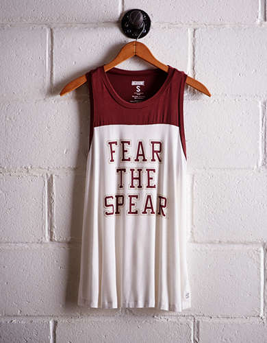 Tailgate Women's Florida State Colorblock Tank -