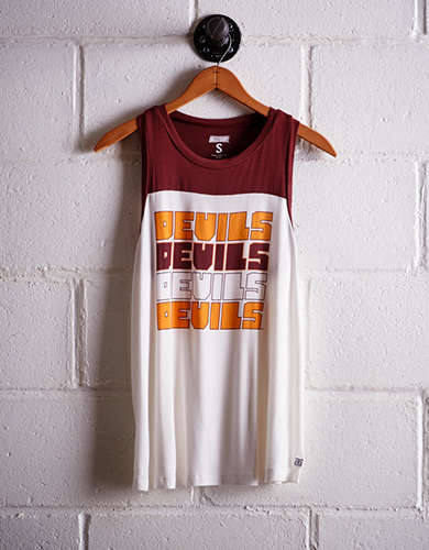 Tailgate Women's Arizona State Colorblock Tank -