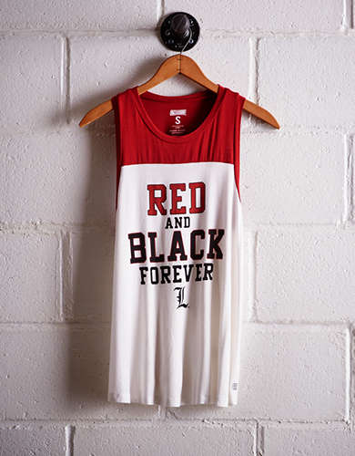 Tailgate Women's Louisville Colorblock Tank -