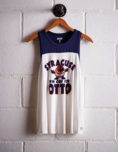 Tailgate Women's Syracuse Colorblock Tank - Buy One Get One 50% Off