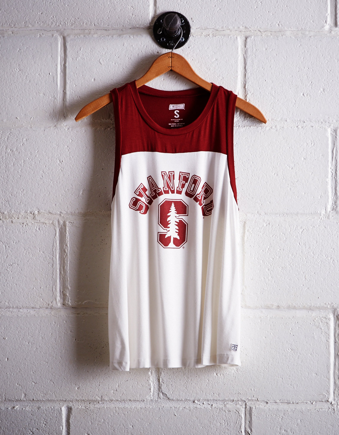 Tailgate Women's Stanford Colorblock Tank